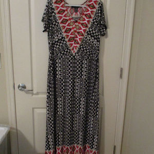 Ashley Stewart Maxi Dress Size 14/16